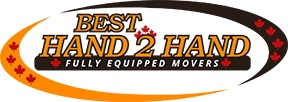 Best Hand 2 hand Movers Logo